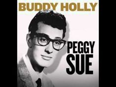 ▶ Still got the 45 record of my favorite Buddy Holly song...Peggy Sue <3    me too.