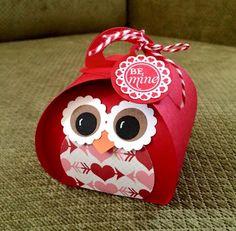 2015 Valentine owl