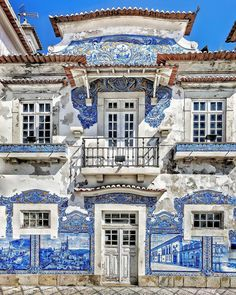 Azulejos mood ~ Aveiro, Portugal Photo: Congrats 💖 Founders: 🚩Have you ever visited this enchanting city? Cascais Portugal, Visit Portugal, Spain And Portugal, Road Trip Portugal, Portugal Travel, Saint Marin, Places To Travel, Places To Go, Travel Destinations