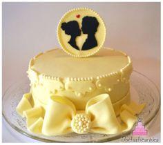 elegant wedding cakes - The Cake Lovers