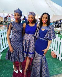 35 Traditional Shweshwe Dresses 2020 That Are Perfect