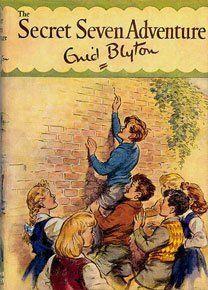 Secret Seven Series, Enid Blyton