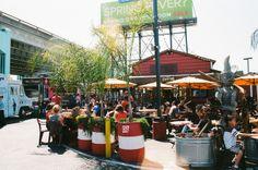 Food truck parks festivals on pinterest street food food truck