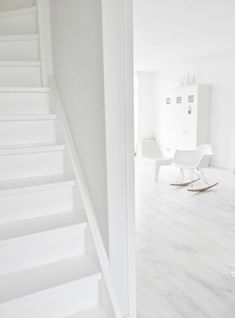 all white   @bri emery / designlovefest
