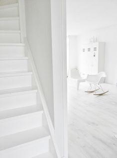 all white | @bri emery / designlovefest