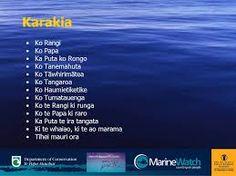 karakia mo te moana - Google Search Second Language, Teaching Resources, Education, School, Image, Google Search, Maori, Schools, Learning