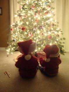 <3  Waiting for Santa <3