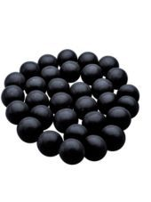Black Gumballs 16oz-Party City    for the candy buffet