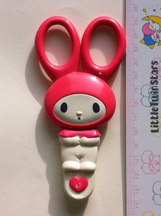 SOOO Cute!!! Sanrio Vintage My Melody scissors Just lovely! opened stock, BEAUTIFUL!