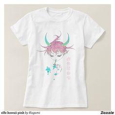elfe kawaii pink