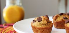 Gluten-free Chocolate Chip Pumpkin Muffins: For this delicious recipe visit: http://www.inspirehealth.ca/recipes/2012/11/gluten-free-chocolate-chip-pumpkin-muffins