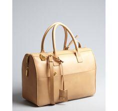 Chloe suntan leather \u0026#39;Paraty\u0026#39; large top handle bag | nice handbags ...