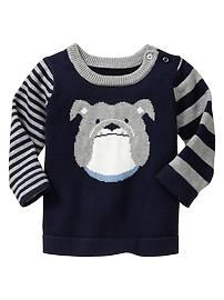 Looks like my Berto face!!! I need this for my 3 younger boys!!! :-)