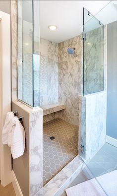 Bathroom Shower Design. #Shower #Tile #Design