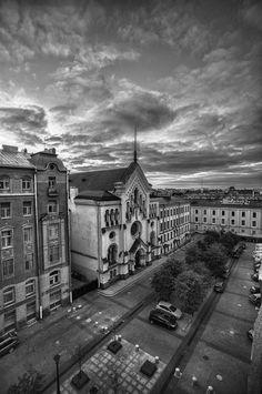 https://flic.kr/p/Fe2Z25   Evangelical Lutheran Church of Saint Katarina   en.wikipedia.org/wiki/Evangelical_Lutheran_Church_of_Sain...