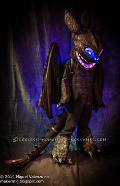 How+to+Train+Your+Dragon+Toothless+Kids+Costume