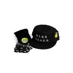 #SCOGE MindGames 2 #Hat available not at www.SCOGE.co  #menswear #streetstyle #streetfashion #design #nyfw www.scoge.co NYC Luxury Streetwear  Streetstyle  High Street