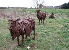 Panoramio - Photo of Lincolnshire Longwool Sculpture