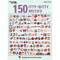 150 Itty Bitty Motifs - Sewing