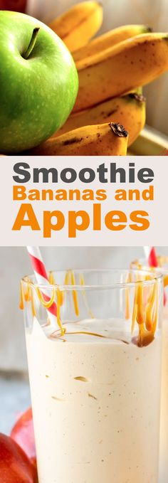 How to make : Smoothie Bananas and Apples Amazing... Keep sharing!  http://www.theshinywoman.com/health/smoothie-bananas-apples/