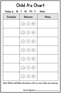 These editable student individual behavior charts are simple, positive templates that use faces for visual understanding. Use these daily or weekly in the elementary classroom or special education classroom. They are made for teachers to use with students and parents to communicate classroom behavior.