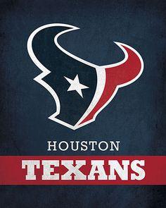 884dc0cd15c6a5 NFL - Houston Texans Logo  24.99 Exhibit your devotion for the Houston  Texans…