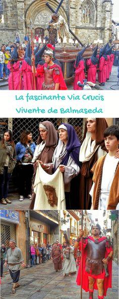 La fascinante Via Crucis Vivente de Balmaseda1