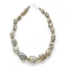 Spotted Leopard Necklace | by Kluster | featured on Fab