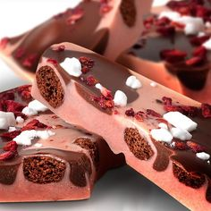 Raspberry Riot Slab Selector Chocolate.