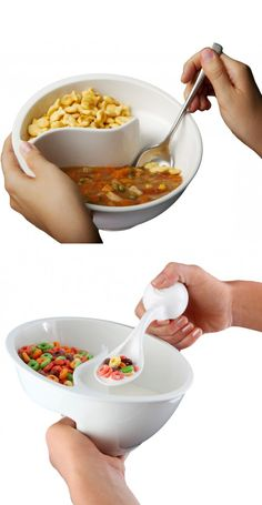 Obol® is The Original Crispy Bowl® that solves the problem of soggy cereal.