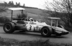 1968 MATRA MS7 F2 JYS Winning @Eifel circuit