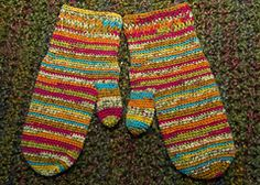 Ravelry: Mittens pattern by Bonnie Jacobs