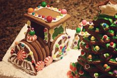gingerbread train | 365 Photo Project