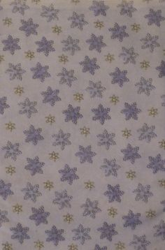 """Flannel Fabric, By the Yard, """"Snow Much Fun""""  by Shelly Comiskey for Henry Glass Fabrics"""