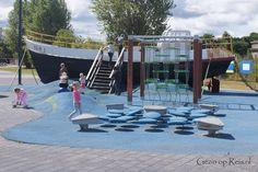 #speeltuinen zijn er genoeg in #Tallinn. Wij geven tips voor deze leuke stad in #Estland, #reizen met #kinderen. Lees ons blog