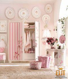 Muebles italianos para habitaciones colección Altamoda fábrica de los niños de la muchacha y del muchacho 2012 - Muebles de salon ELIT