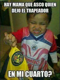 Americanista meme Funny Spanish Jokes, Spanish Memes, Chivas Vs America, Memes Del America, Chivas Soccer, Funny Soccer Memes, Mexico Soccer, Mexican Memes, Soccer Pictures