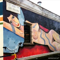 Great info on M.U.Ro., the Urban Art Museum of Rome, at http://www.blocal-travel.com/2014/12/the-muro-walking-tour-and-so-im-back.html