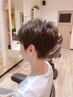 Short Permed Hair, Medium Short Hair, Short Pixie, Pixie Cut, Short Hair Cuts, Medium Hair Styles, Short Hair Styles, Cute Short Haircuts, Cool Haircuts