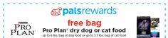 *HOT* FREE Bag of Purina Pro Plan Dog or Cat Food - Raining Hot Coupons
