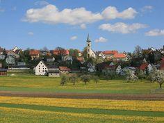 Irndorf, Pfarrkirche St. Peter