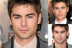 """Zac Efron and Chace crawford (celeb_morphs)"""