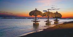 Sunset at Curaçao