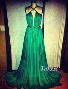 Cheap Custom Made Strapless Long Prom Dresses, Evening Dresses, Formal Dresses on Etsy, $152.99