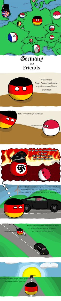 Germany and Friends: Poland