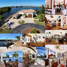 Search the MLS for real estate, both for sale and for rent, in your area. Flo Rida, Cape Coral, Waterfront Homes, Florida Home, Property Listing, Virtual Tour, Telephone, Farmer