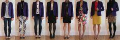 A Versatile Purple Blazer