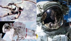 Nigelnagelneu im #ISSonduty Blog (www.issonduty.com): #Spacewalks – Einsatz außerhalb der #ISS http://www.issonduty.com/#post16