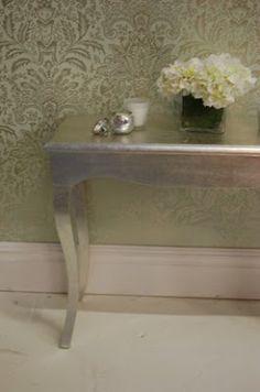 Silver Leaf Dressers - Little Green Notebook