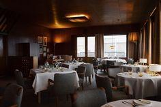 Alvar Aalto, Helsinki, Note Design Studio, Rattan Dining Chairs, French Bistro, Restaurant Furniture, Nordic Design, Restaurant Design, The Originals
